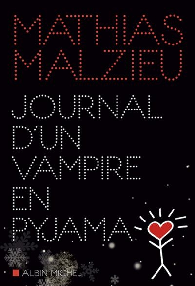 Couverture Journal d'un vampire en pyjama