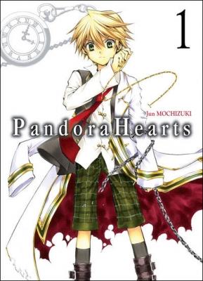 Couverture Pandora Hearts, tome 01