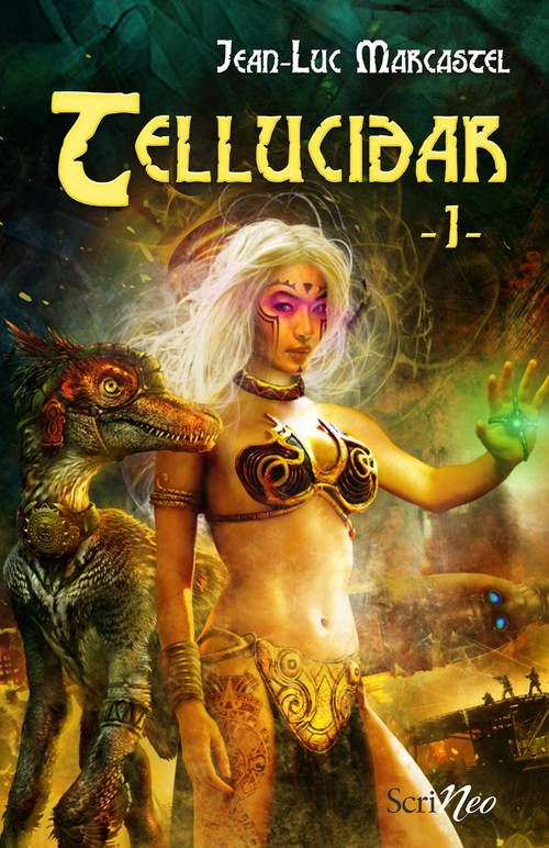 Couverture Tellucidar, tome 1