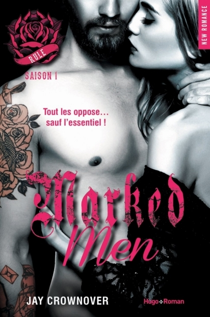 Couverture Marked Men, tome 1 : Rule