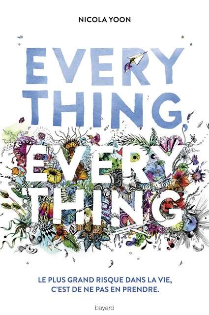 Couverture Everything, Everything
