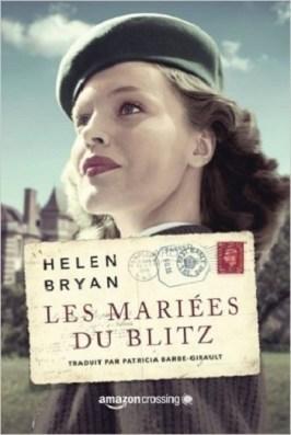 Couverture Les mariées du Blitz