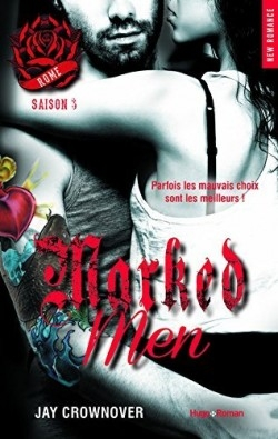 Couverture Marked Men, book 3: Rome