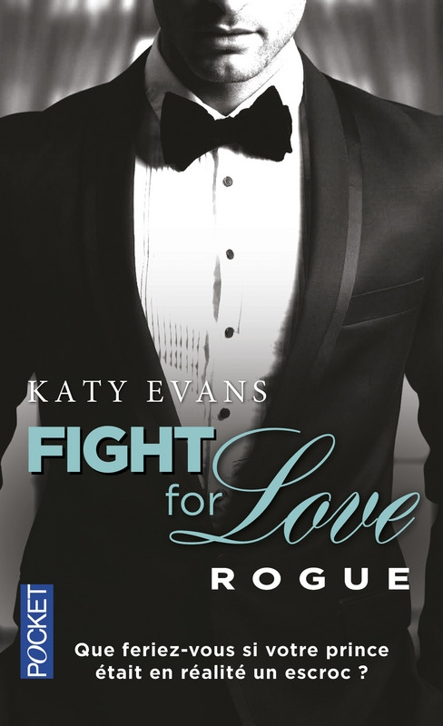 Couverture Fight for love, tome 4 : Rogue