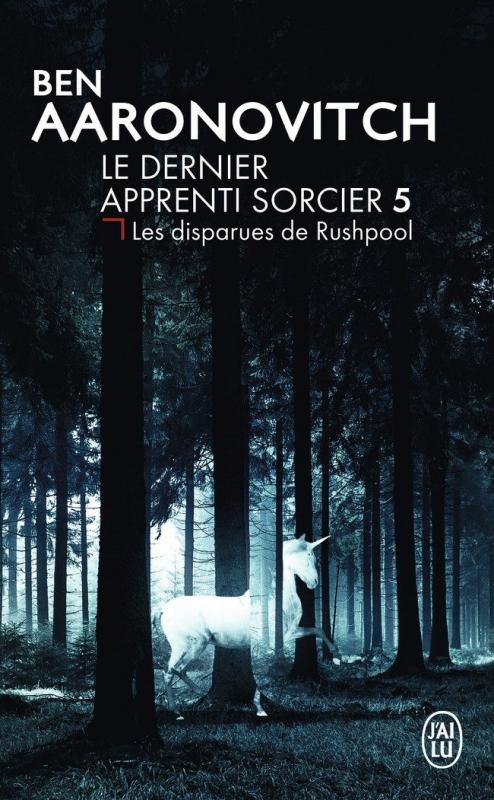 Couverture Le dernier apprenti sorcier, tome 5 : Les disparues de Rushpool