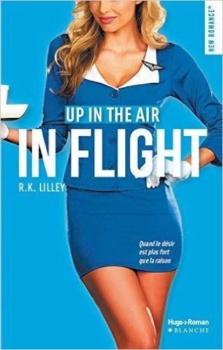 Couverture En l'air, tome 1 : En vol / Up in the air, tome 1 : In flight
