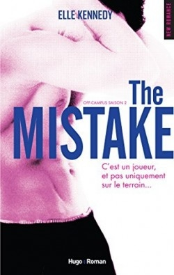 Couverture Off-Campus, tome 2 : The Mistake