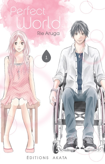 Couverture Perfect world, tome 1