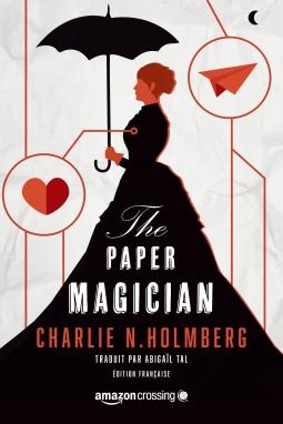 Couverture The Paper Magician