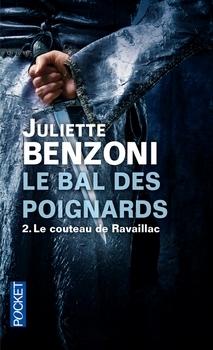Couverture Le bal des poignards, tome 2 : Le couteau de Ravaillac