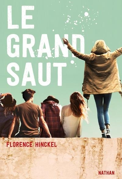 Couverture Le grand saut