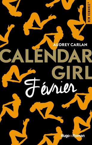 Couverture Calendar girl, tome 2 : Février