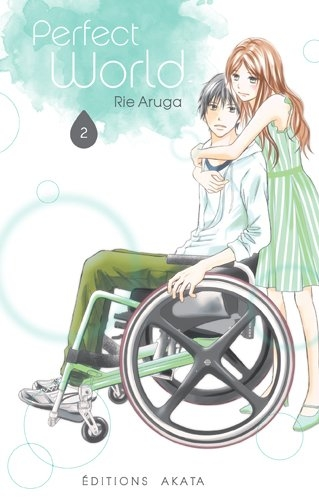 Couverture Perfect world, tome 2