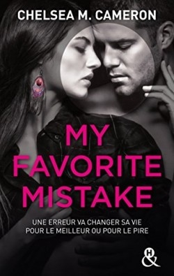 Couverture My favorite mistake, intégrale