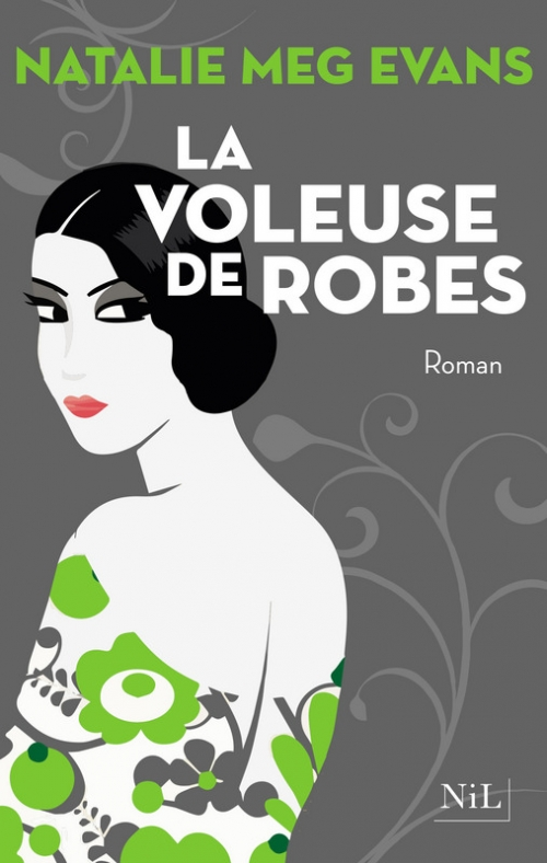 Couverture La voleuse de robes