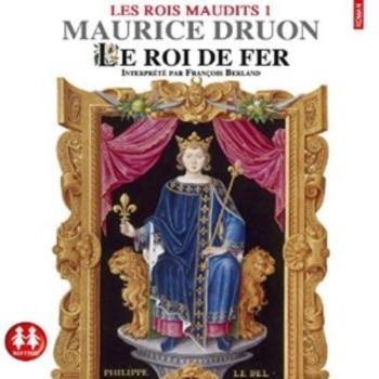 Couverture Les rois maudits, tome 1 : Le roi de fer