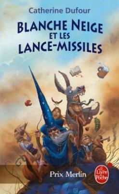Couverture Quand les Dieux buvaient, tome 1 : Blanche Neige et les lance-missiles
