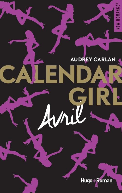 Couverture Calendar girl, tome 04 : Avril