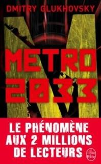 Couverture Métro 2033