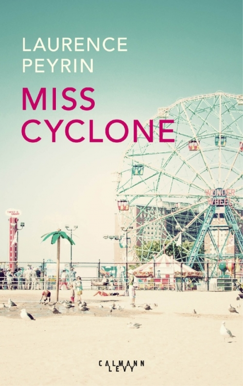 Couverture Miss cyclone