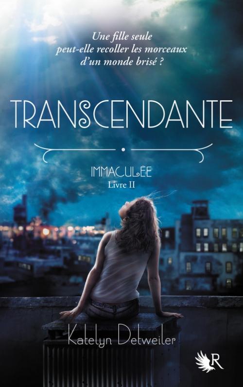 Couverture Immaculée, tome 2 : Transcendante