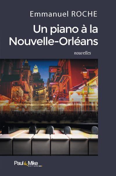 Couverture Un piano à la Nouvelle-Orléans