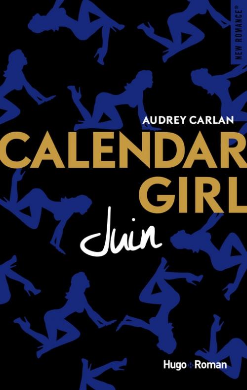 Couverture Calendar girl, tome 06 : Juin