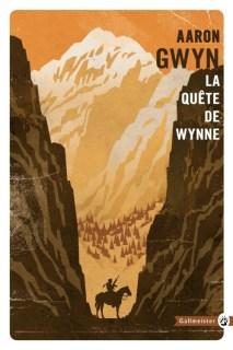 Couverture La Quête de Wynne