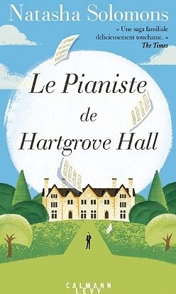 Couverture Le pianiste de Hartgrove Hall