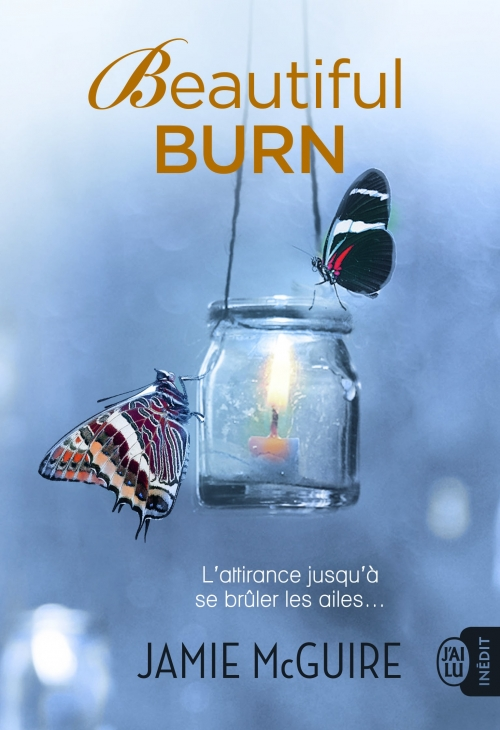 Couverture Les frères Maddox, tome 4 : Beautiful burn