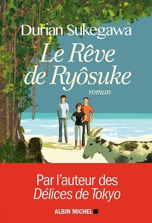 Couverture Le rêve de Ryôsuke