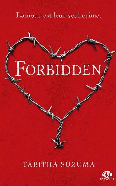 Couverture Forbidden