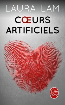 Couverture Coeurs artificiels