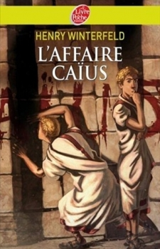 Couverture L'affaire Caïus