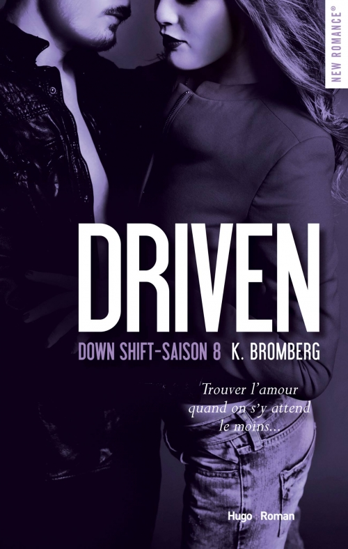 Couverture Driven, tome 8 : Down Shift
