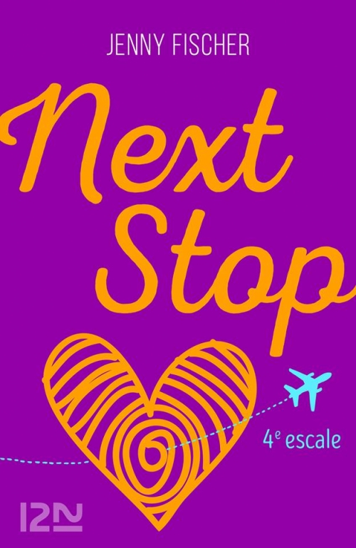 Couverture Next stop, tome 4 : 4e escale