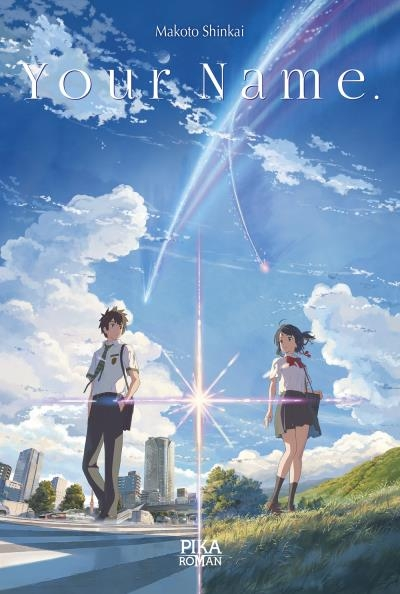 Couverture Your name.
