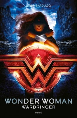 Couverture Wonder Woman : Warbringer