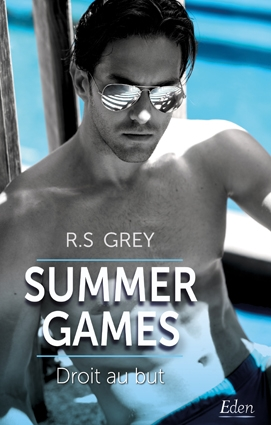 Couverture Summer games, tome 1 : Droit au but