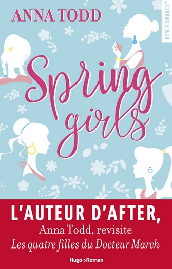 Couverture Spring girls