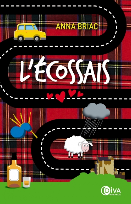 Couverture L'écossais, tome 1 : L'écossais