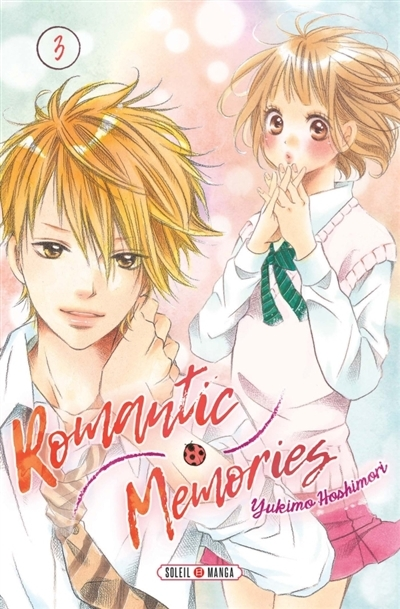 Couverture Romantic memories, tome 3