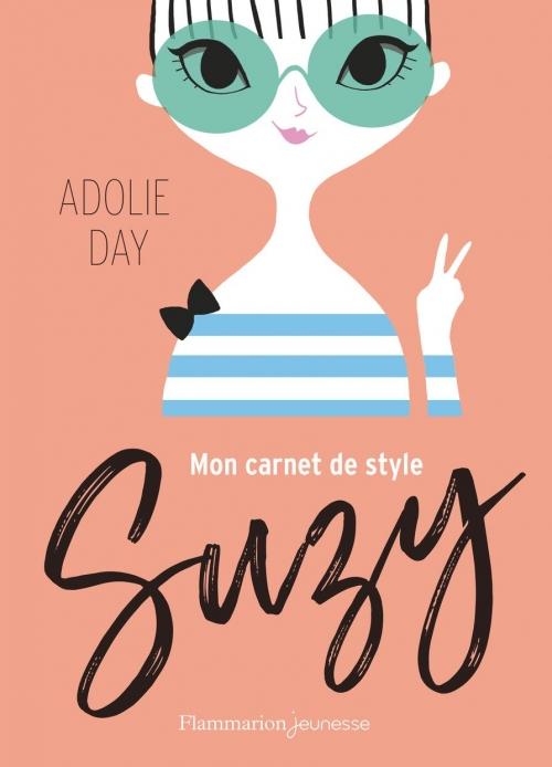 Couverture Mon carnet de style : Suzy