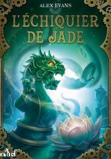 Couverture Sorcières associées, tome 2 : L'échiquier de jade