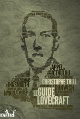Couverture Le guide Lovecraft