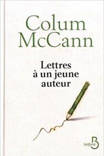 Couverture Lettres à un jeune auteur