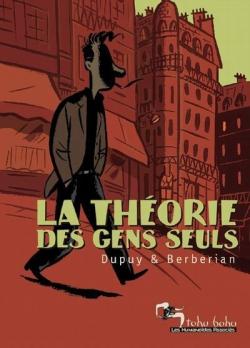 Couverture Monsieur Jean, hors-série, tome 2 : La théorie des gens seuls
