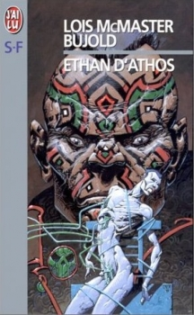 Couverture La Saga Vorkosigan, tome 05 : Ethan d'Athos