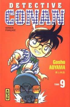Couverture Détective Conan, tome 9 de Gosho Aoyama