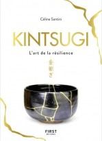 Couverture Kintsugi, l'art de la résilience